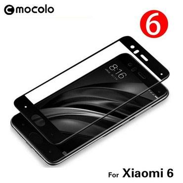 Bakı şəhərində Xiaomi Mi6 ekranqoruyucu,, 2.5D full protector şüşədir,,