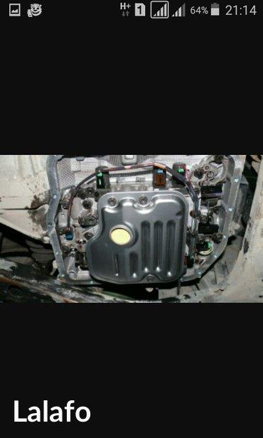 Акпп ремонт автомат коробок лексус тойота rx камри ипсум естима в Кант