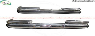Mercedes Benz W108 & W109 years (1965-1973) bumpers stainless in Banepa - photo 2