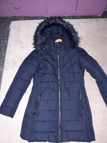 Zimski kaput evropska - Srbija: Novija zimska jakna postavljenavpolarom xl vel