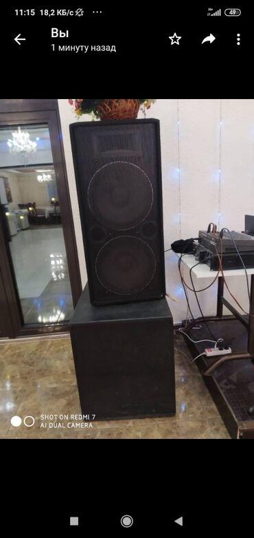 Продаю музыкальную аппаратуру мощность 4000