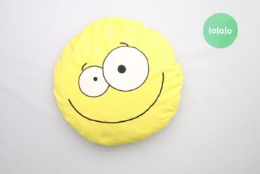 """Игрушки - Украина: Дитяча подушка-іграшка """"Емоційний смайлик""""    Розмір: 35 х 35 см  Стан"""