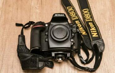 Qusar şəhərində Nikon D800 əla vəziyyətdə heç bir problemi yoxdur.Nomrenin