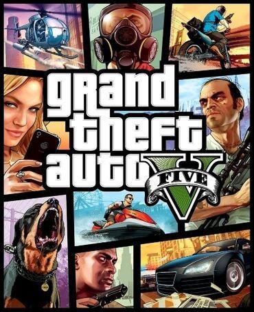 Digər oyun və konsollar - Azərbaycan: GTA V Premium Online Edition PC ucunPremium Edition-da oyuna girende