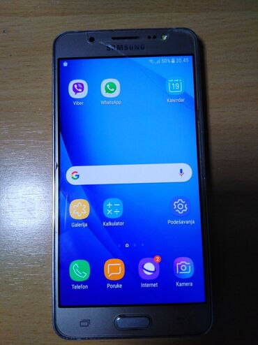 Samsung Galaxy J5 2016 | 16 GB | zlatni | Upotrebljen