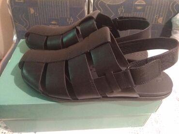 Продаю мужские сандалии Clarks, размер 45, привезены из