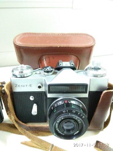 Продам 3 фотоаппарата Зенит (zenit-e) , siluet в Бишкек