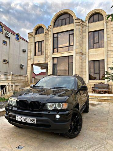 bmw-x6-xdrive35d-at - Azərbaycan: BMW X5 4.4 l. 2001 | 270000 km
