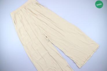 Жіночі штани кльош Weekday, p. S    Довжина: 101 см Довжина кроку: 67