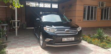Автомобили - Сузак: Toyota Highlander 3.5 л. 2011