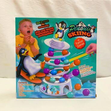 Забавная игра для всей семьи которая требует стратегии и точности