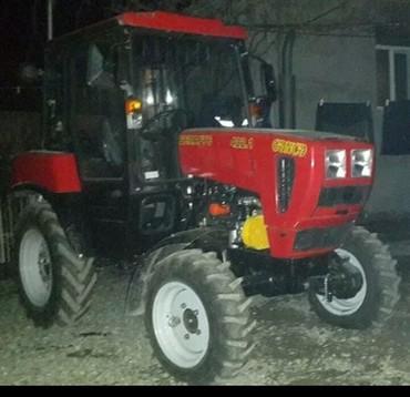 Bərdə şəhərində Traktor Belarus 422.1 tam islekdi saz veziyyetdedi,tekerleri tezedi
