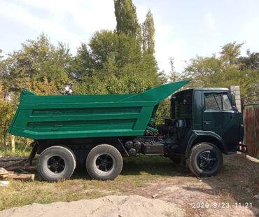 проба в Кыргызстан: Продам КамАЗ 5511 в отличном состоянии готовый к работе .Рама целая