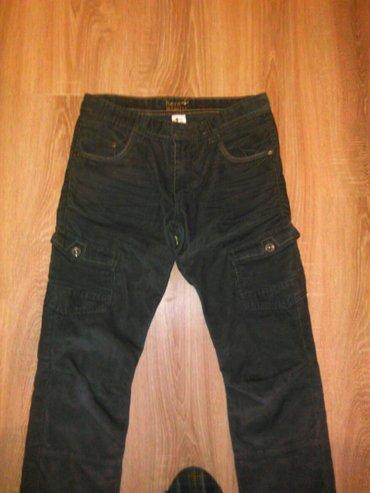 Decije patike - Zitorađa: Decije pantalone somot kao nove obucene samo jednom ekstra kvalitet