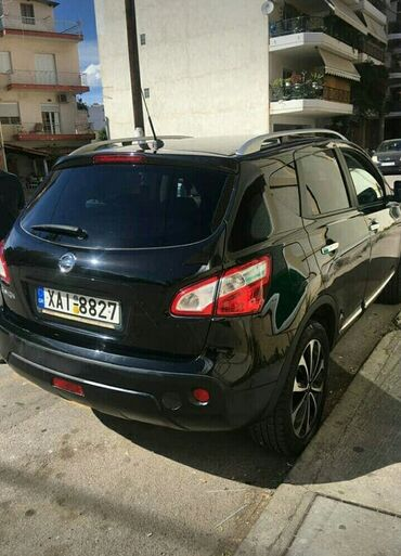 Nissan Qashqai 1.6 l. 2011 | 92000 km