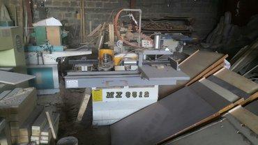 Столярные промышленные станки по дереву в Бишкек
