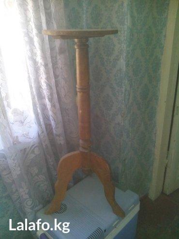 Столик деревянный, кофейный в Бишкек