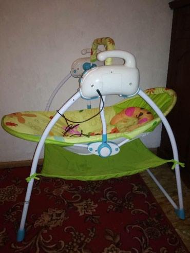 Прадаю электро люлка для новорожденных в харошем состоянии почти новый в Бишкек