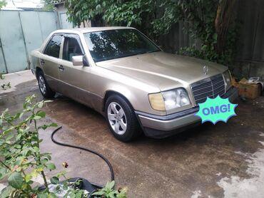 Mercedes-Benz E 220 2.2 л. 1993 | 1111111 км