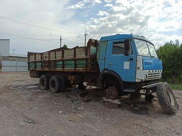 Купить камаз самосвал бу - Кыргызстан: Продаю камаз. Срочно, мотор после кап. Ремонта