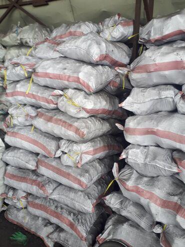 Уголь и дрова - Кыргызстан: Комур Угол комур каркече атсейеный с доставкой 1мешок 35 кг с до