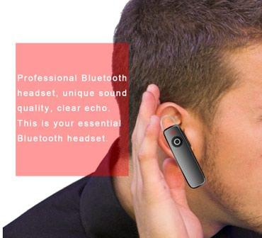 Bakı şəhərində Bluetooth qarnitur ses keyfiyyeti idiladir. wekillere diqqet edin her