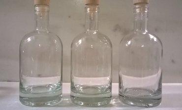 3 μπουκάλια με βαρύ πάτο 500 ml ( από σε Athens