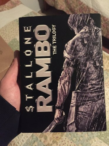 Rambo trilogy! σε Arta
