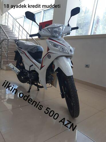 bmw 5 серия 525i 5mt - Azərbaycan: Motosiklet Kuba Ege Moped kreditle Polavtomat 50 kub1 eded gelib
