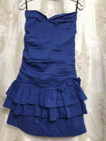 топ без лямок в Кыргызстан: Платье без бретелей. Размер s