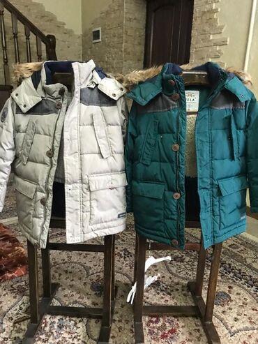 Зимние тёплые Куртки фирмы Sela две пары каждая! Состояние отличное