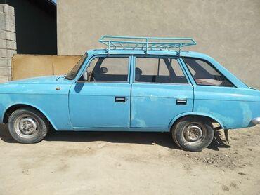 шины москвич в Ак-Джол: Москвич 412 1989