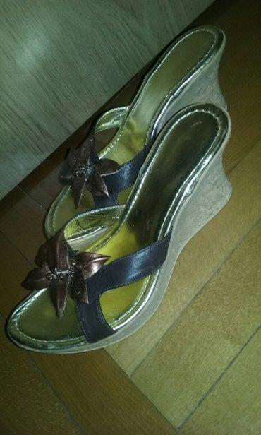 Ženska obuća | Nis: Papuce Alpina br.39. Nošene 2 puta. 800din. 061/204-0634