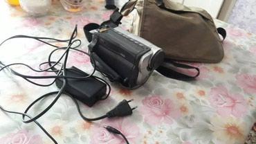 Видеокамера в рабочем состоянии. в Шопоков