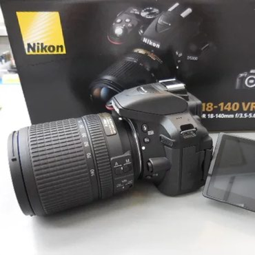 NİKON fotoaparat в Bakı