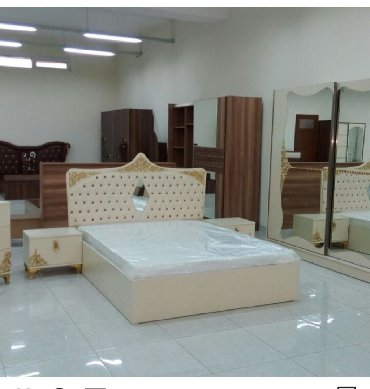 Yataq desti Yataq otagi Спални мебел .orginal versiya Fabrik istehsali в Bakı