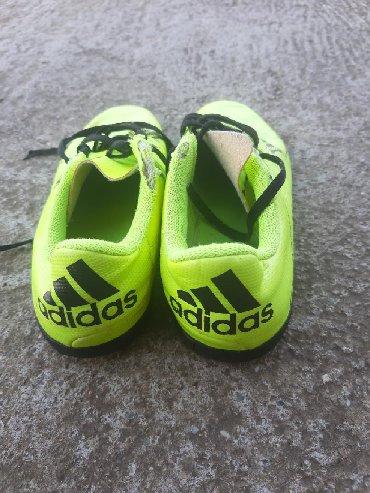 Dečija odeća i obuća - Barajevo: Adidas patike za sport,bez krampona,velicina 36. Cena 500 din