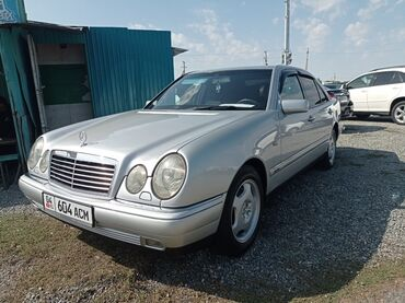 Mercedes-Benz - Кант: Mercedes-Benz E 280 2.8 л. 1997 | 190000 км
