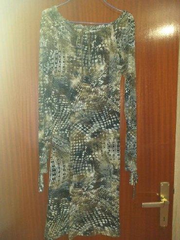 Prelepa zenska haljinaPamuk elastinVel.M. LKao novaPODLEDAJTE SVE