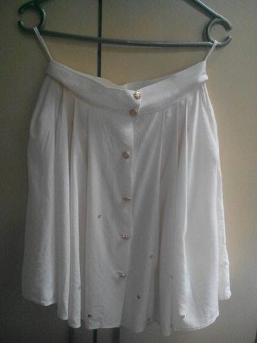 Suknja-svilena-broj - Srbija: Suknja svilena sa zlatnim digmadimaizabertite 3 stvari od garderobe