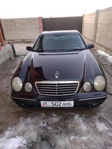 Mercedes-Benz A 210 2.6 л. 2001 | 260000 км