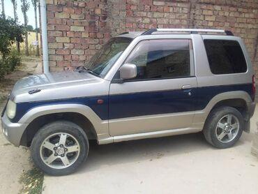 Mitsubishi Pajero Mini 0.7 л. 2003