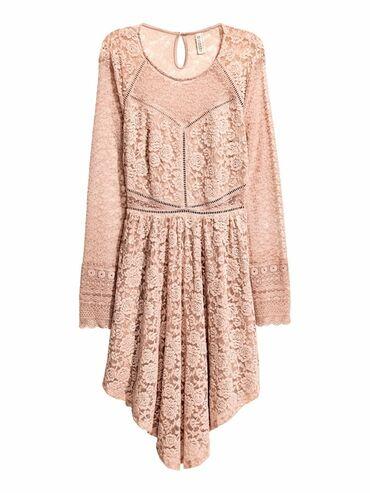 Платье от divided h&m в пудровом цветеРазмер : sКороткое платье из