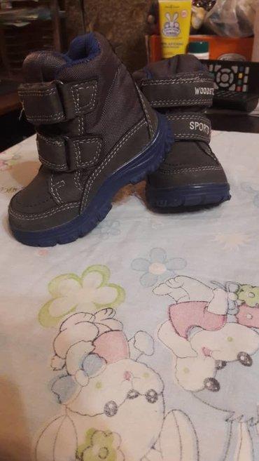 Продаю ботиночки на мальчика, размер в Лебединовка