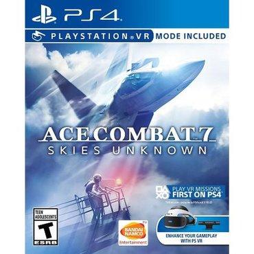 ac ace 49 at - Azərbaycan: Ace Combat 7 VR