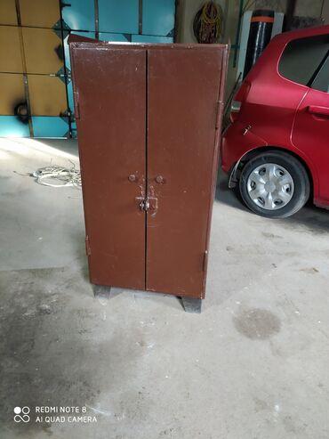 426 объявлений: Продаю металлический заводской сейф для инструментов. СССР, очень