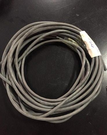 Сетевой кабель 5 метров б/у в Бишкек