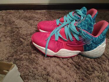 спортивная мужская обувь в Кыргызстан: Продаю мужские баскетбольные кроссовки Adidas Harden vol 4 Candy pain