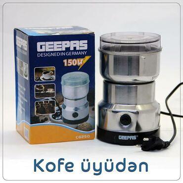 omax 200 - Azərbaycan: Gepas firmasinin edviyyat uyuden masini, 150 vat guce malik. Hecmi 200