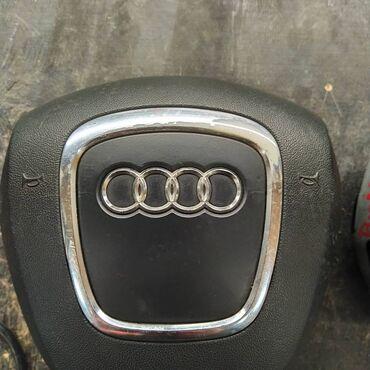 audi a4 3 tiptronic - Azərbaycan: Audi airbag qapaginin logolari